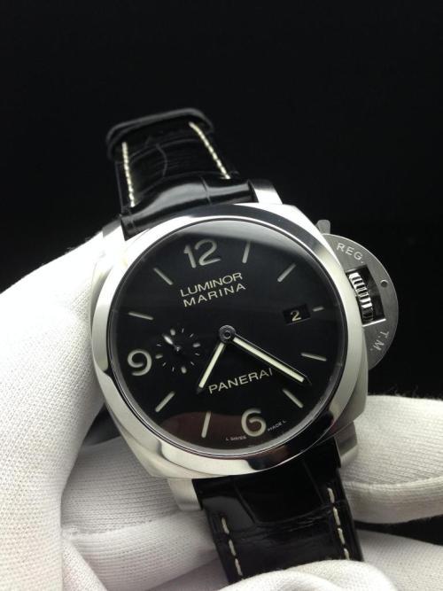 Uhren & Schmuck Schwarzer Beutel Echtes Leder Luxus 22 Armbanduhren Collector 22 Uhren Dauerhafter Service